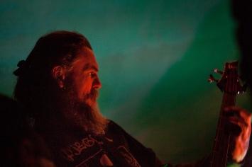 Former bassist Denis Lausier