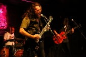 Bangor's Manic Abraxas get Iommic at Geno's.