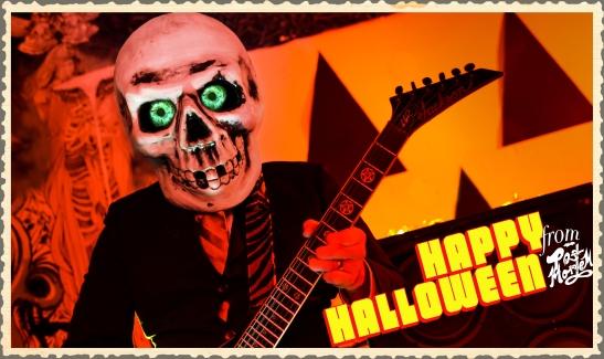 Happy Halloween from Post Mortem